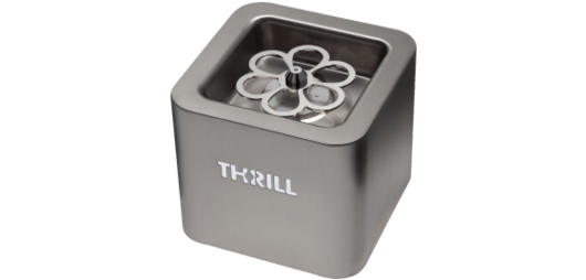 Thrill Vortex Cube glass chiller